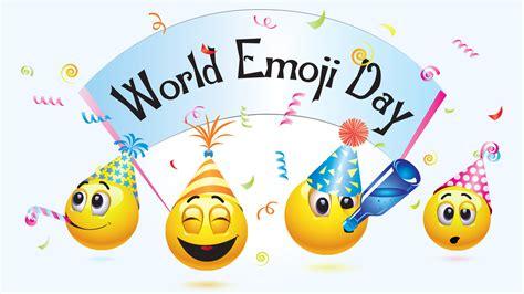 world emoji day    smiley face