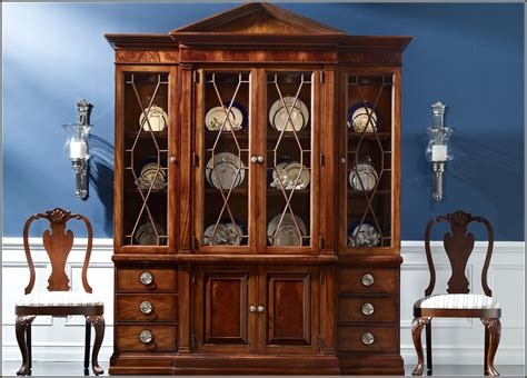 ethan allen china cabinet ethan allen china cabinet and buffet home design ideas
