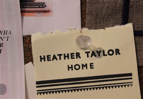 heather taylor home tomboy style studio visit heather taylor home