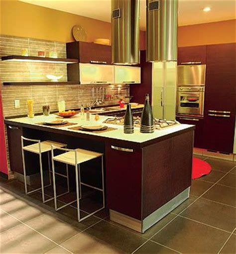 imagenes de cocinas integrales modernas fotos