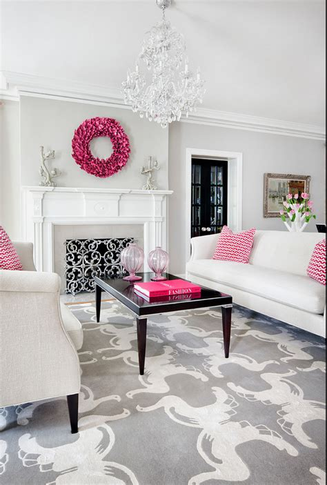 living decor glam decor living room just decorate