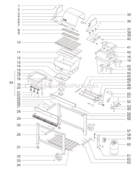 weber genesis parts diagram weber 3261398 parts list and diagram ereplacementparts