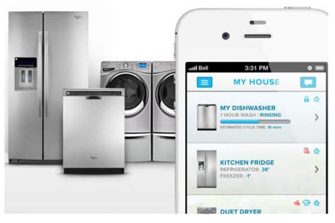 whirlpool kitchen appliances reviews 5 of the smartest home appliances from ces 2013