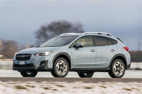 Auto Bild Allrad Subaru Xv by Gel 228 Nde Boxer Subaru Xv Im Test Autobild De