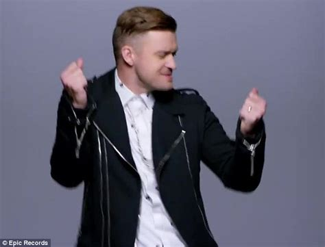 Justin Timberlakes New Videonot So by Justin Timberlake Helps Recreate Michael Jackson S Most