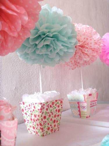 centros de baby shower crepe centros de mesa para bautizos baby shower fiestas title baby macetes de m 227 e