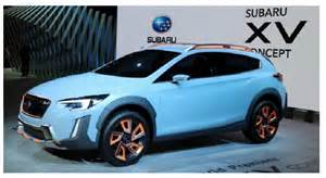 2018 subaru xv crosstrek specs and release date 2017 2018 new cars