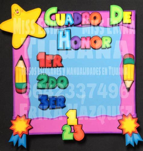 cuadro de honor cuadro de honor decoraci 243 n para aula pinterest