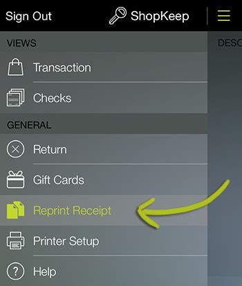 Can Gift Cards Be Returned With A Receipt - using the register app shopkeep support