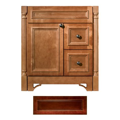 30 X 21 Bathroom Vanity by Shop Architectural Bath Burgundy Traditional