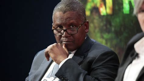 the tanzanian government woos aliko dangote to come invest in their country pulse nigeria