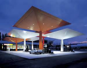 gas stations 15 exles of modernist architecture