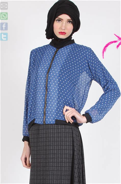 gambar mode style masa kini gambar terbaru model trend fashion busana muslim modern
