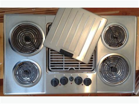 Thermador Electric Cooktop - downdraft thermador electric cooktop central