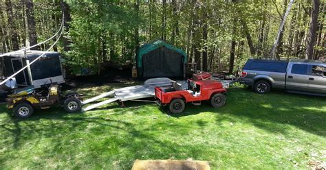 Jeep Salvage Yards In Pa Willys Jeep Project Farewell To The 1957 Willys Jeep Cj5