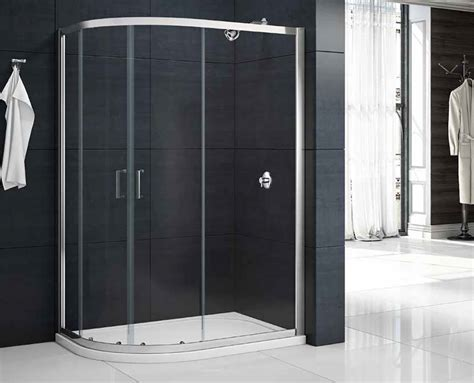Shower Cubicle Door Merlyn Mbox Two Door Offset Quadrant Shower Cubicle Enclosure Tray Tewp