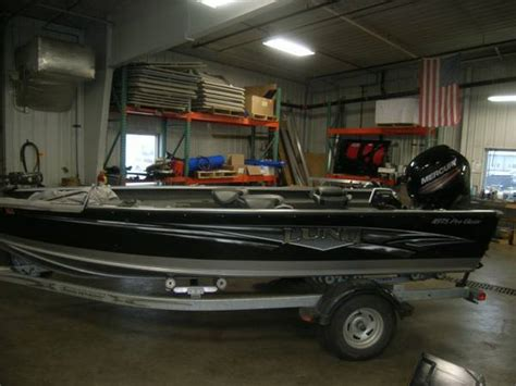 lund boats for sale fargo nd 2015 lund 1875 pro guide 18ft tiller boat with 90hp