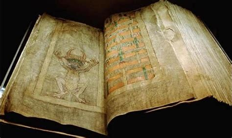 how diablo became spirit books codex gigas the the largest manuscript
