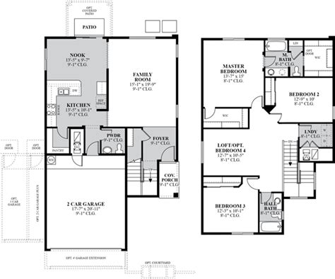 floor plans for dr horton homes cielo norte new homes for sale dr horton homes albuquerque