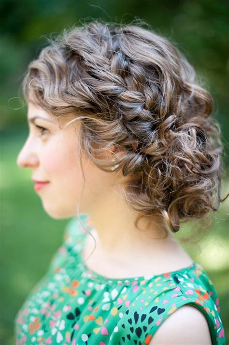 formal hairstyles off to the side curly prom hairstyles stylecaster