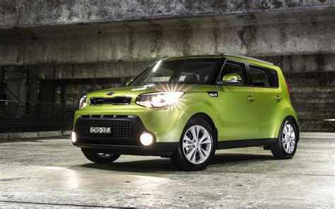 Kia Soul Price Used 2014 Kia Soul Pricing And Specifications Photos 1 Of 13