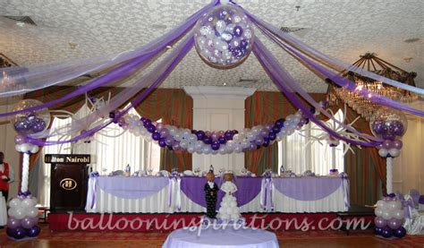 Exquisite Wedding Balloon Decorations