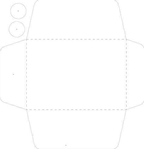 String Templates - string tie envelope template for free tidyform