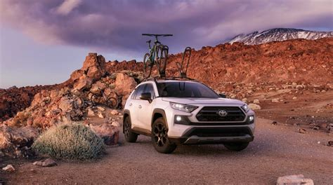2020 Toyota Rav4 Trd Road by 2020 Toyota Rav4 Trd Road Debuts Ready To Tackle Some