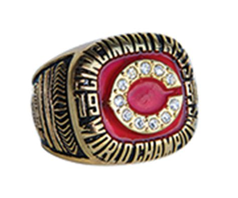 Cubs Replica Ring Giveaway - april 24 2015 cincinnati reds vs chicago cubs 1990 world series replica ring