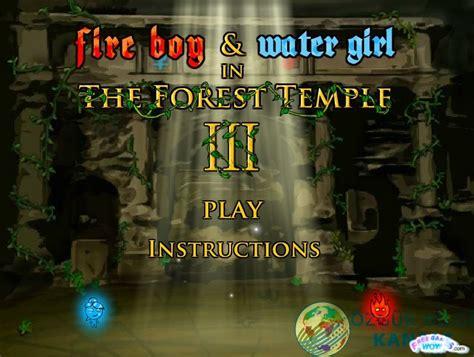 ate ile su 3 buz devri oyunu bedava macera oyunlar oyna ateş ve su 3