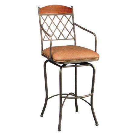 26 inch counter stools with arms impacterra 26 in napa ridge swivel counter stool with