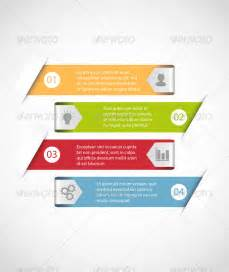 easy infographic template simple infographic template graphicriver
