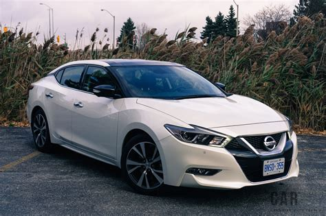 Review 2017 Nissan Maxima Platinum Canadian Auto Review