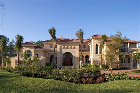 Sater Group S Quot Cordillera Quot Custom Home Plan Sater Mediterranean Home Plans
