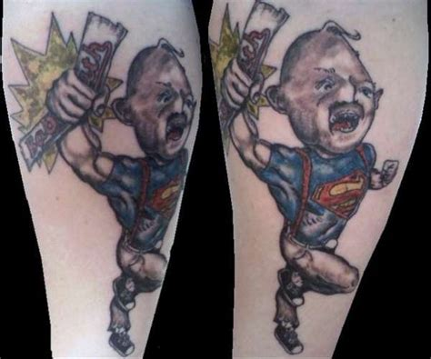 goonies tattoo sloth from the goonies