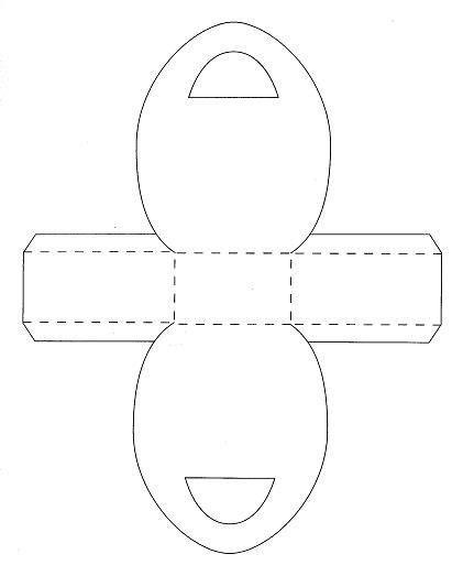 egg shaped card template easter egg basket pattern jpg and easter crafts