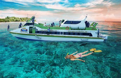 fast boat wahana gili ocean wahana gili ocean fast boat to gili lombok bali gili