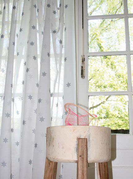 voile gordijnen kinderkamer voile gordijn onszelf stars pinterest curtains