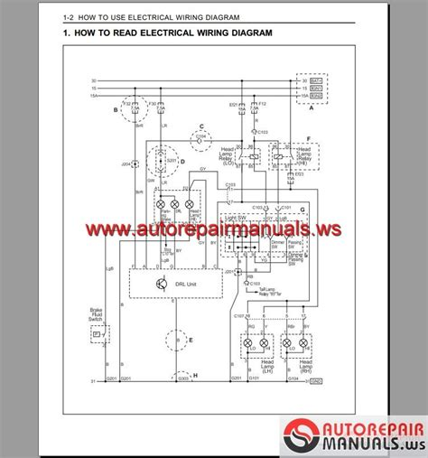 wiring diagram and car owners manual autowiringmanualcom