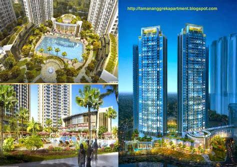 Harga Taman Anggrek launching apartemen baru taman anggrek residences jakarta