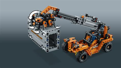 Lego Technic 42062 Container Yard Products Technic Lego