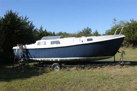 free boats ct 1973 terrapin 24 swing keel sloop 500 southold ct
