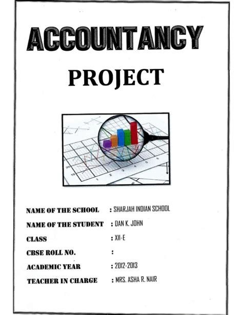 solved cbse class 12 accountancy project