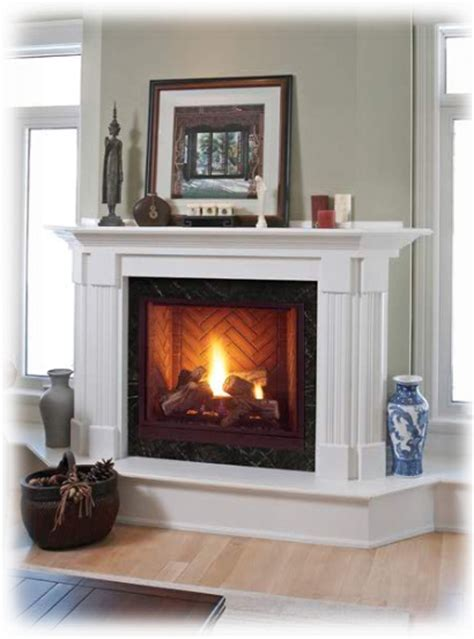 non vented gas fireplace fireplaces
