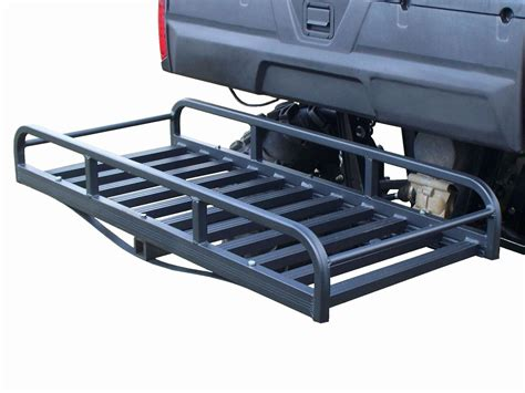 Truck Hitch Rack by Hitch N Ride Atv Hitch Hauler Cargo Rack