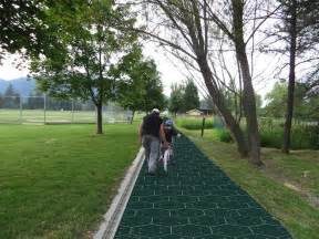 Led Path Lights Solar Roadways Energy Generating Roads That Light Up At