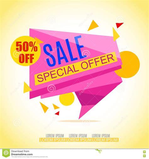 banner layout sle sale banner design sale background sale vector tag for