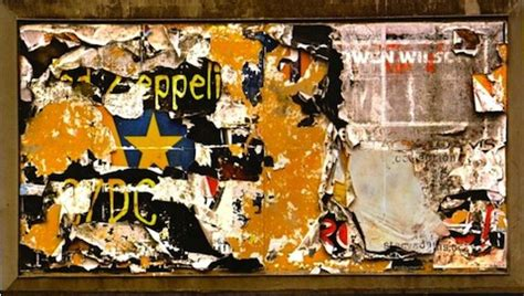 when billboards are ripped and abstracted | straight up
