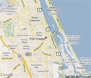 port orange map