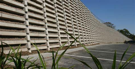 Concrete Crib Wall by Concrib Retaining Walls